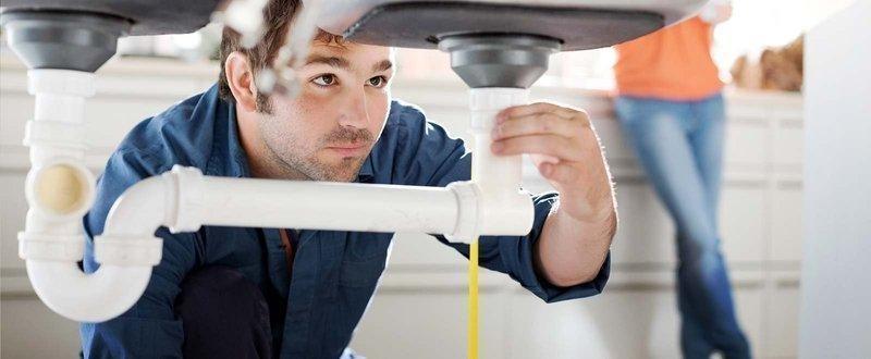 plumber handyman fix repair